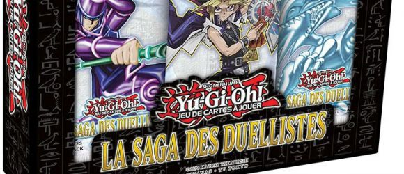 Toutes les cartes de la Saga des Duellistes