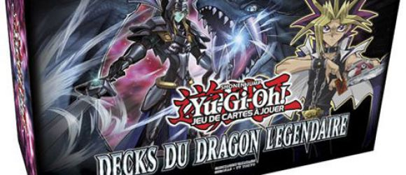 Toutes les cartes des Decks du Dragon Légendaire