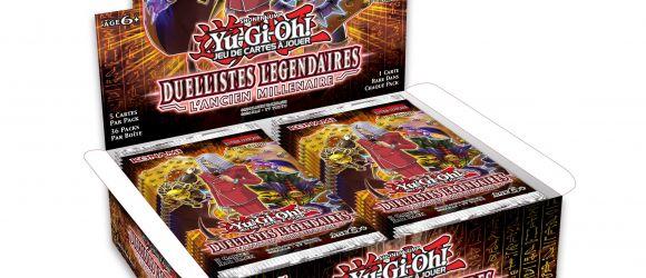 Toutes les cartes Duellistes Légendaires : Ancien Millenaire