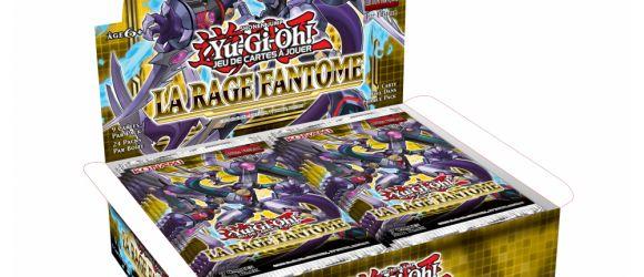Toutes les cartes de La Rage Fantôme