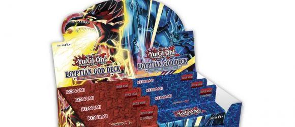 Toutes les cartes des decks des Dieux Egyptiens