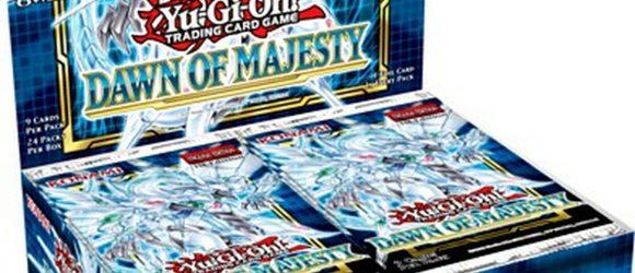 Toutes les cartes de L'Aube de Majesté